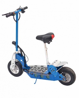 Electric scooter Q1 Blue