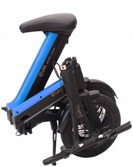 Electric scooter U2 Blue