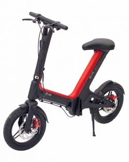 Electric scooter U2 Red