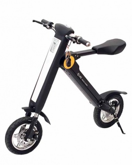 Electric scooter X1 black